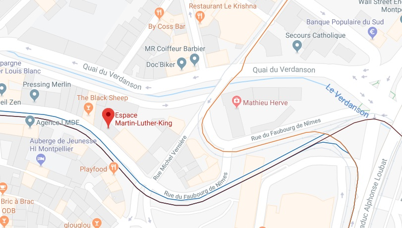 Espace Martin-Luther-King - Google Maps